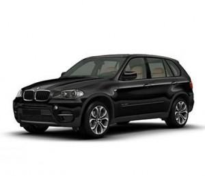 BMW do przewozu na lotnisko